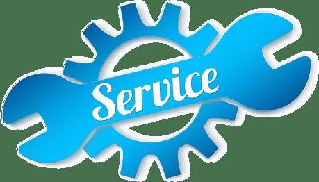 Symbol für Service