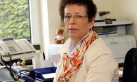 Bettina Eichelbaum, Assistentin der Geschäftsführung