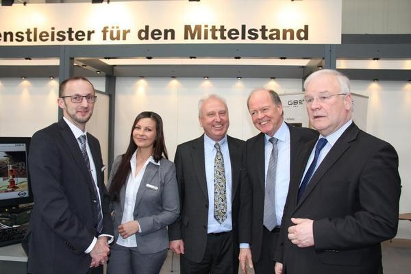 Niedersächsischer Landtagspräsident Busemann