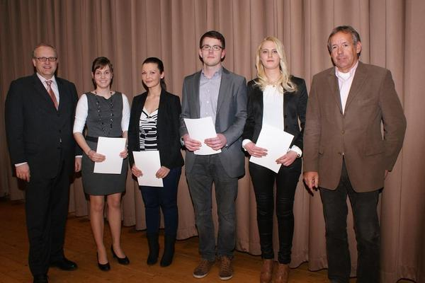 Vocational training completed