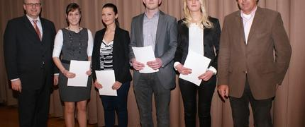 Karina Keßler finished her vocational training